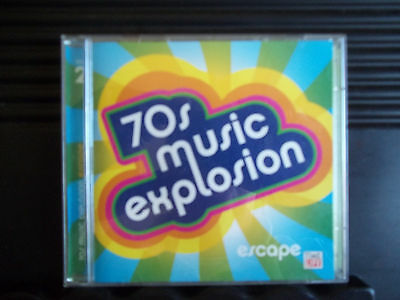 TIME LIFE 70'S MUSIC EXPLOSION VOLUME 3 - MIRACLES NEW SEALED 2 CD