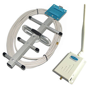 ATT 700MHz Amplifier 4G LTE Cell Phone Signal Booster Repeater with Antenna