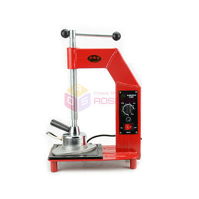 Auto Thermostat Lever Punch Tyre Vulcanizing Machine Portable Tyre Vulcanizer
