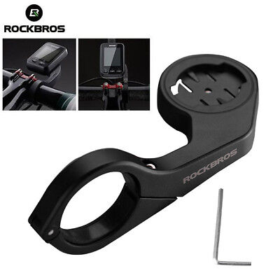 ROCKBROS Cycle Computer Bracket Speedo Plugs Holder Extension Mount For GARMIN