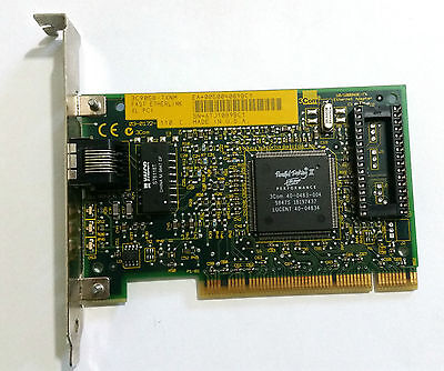 Fast etherlink xl pci 3c905b-txnm