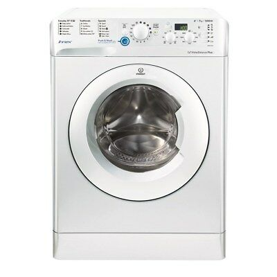 Indesit Innex BWSD71252W A++ Rated 7kg 1200 Spin Washing Machine in White New