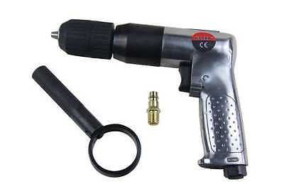 "Us Pro Professional 1/2"" Keyless Reversible Air Drill Chuckless B8211"