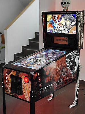 Digipinball Flipper Virtuale, Virtual Pinball, Flipper Digitale, Pinball X