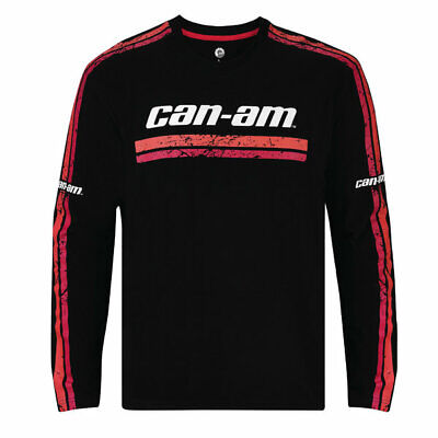 Langarm T Shirt für Herren Can Am Original ATV Quad Spyder Side by Side