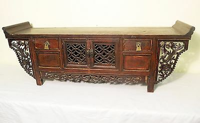 Antique Chinese Petit Altar (5218),  Circa 1800-1849