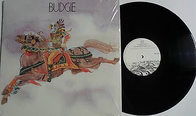 LP BUDGIE Budgie (Re) TAPESTRY Rec. TPT 279 STILL SEALED