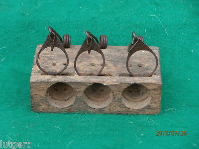 Antique Guillotine Choker Mouse Trap 3 In One Hangmans Noose