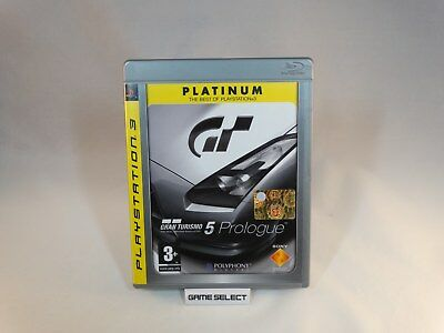 Gran Turismo 5 Prologue Gt Sony Ps3 Playstation Pal Italiano Completo Come Nuovo