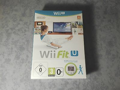 Wii Fit U Include Fit Meter - Nintendo Wii U - Pal Italiano - Nuovo Sigillato