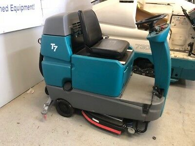 "Tennant T7  Floor Scrubber-Remanufactured FREE SHIPPING* 26"" Disk Head"