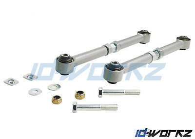 Whiteline Rear Lower Control Arms Camber Arms For Mitsubishi Lancer Evo X 10