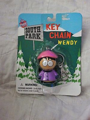 South Park Key Chain Wendy Testaburger (1998)  NEW