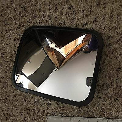 "7.5""X9.5"" Mirror Rectangle Fits Excavator Komatsu ,Hitachi,Kobelco,Cat,Sumitomo"