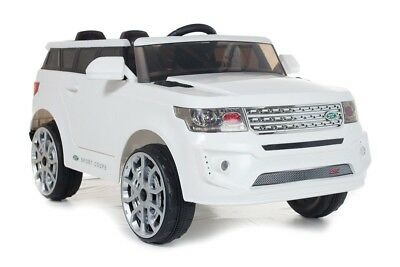 12V 4x4 Range Rover Sport Truck/Jeep Battery Electric Ride On Car Opening doors