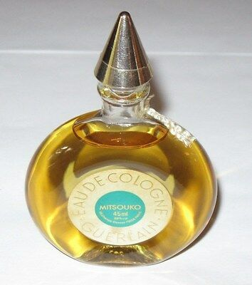Vintage Guerlain Mitsouko Perfume Bottle/Cologne 45 ML 1.5 OZ Sealed/Full - #2