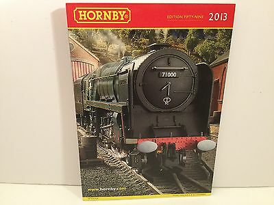 Hornby 2013 Catalogue 59th Edition