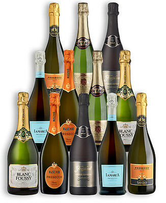 Prosecco And Friends (12 Bottles)