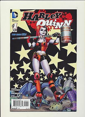 HARLEY QUINN #1 NEW 52 (2014) First Print DC COMICS! SEE PICS AND SCANS! KEY!