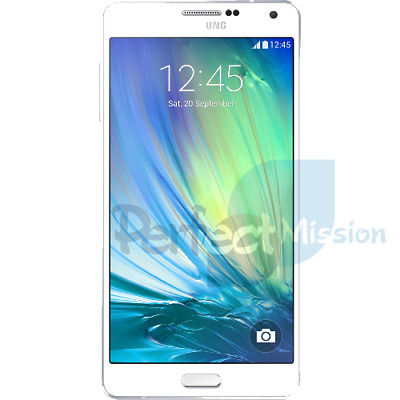 SAMSUNG GALAXY A7 Duos Dual SIM 16GB 4G A7000 WHITE WARRANTY Unlocked Phone