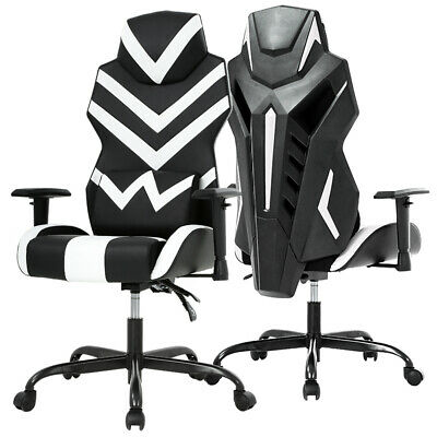 New BestOffice High Back Recliner Office Chair Computer Racing Gaming Chair RC1