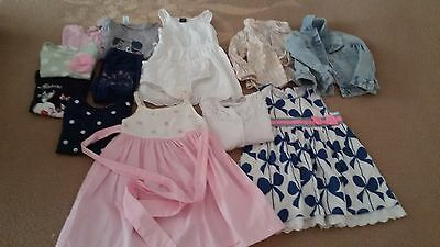 Lotto BIMBA abiti giubbino, maglie etc, HeM, Disney, Gap, Name, Kiabi