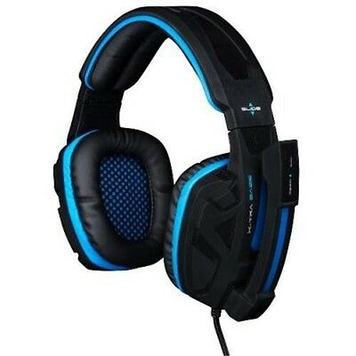 Auricular Gaming Bluestork micrófono PC MAC PS4