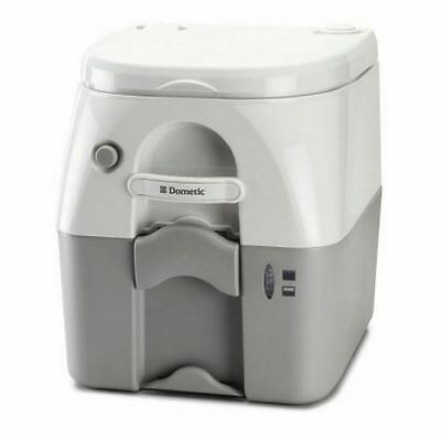 New Dometic Waeco 976 Portable Toilet Lightweight Durable 360 Pressure Flush
