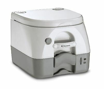 New Dometic Waeco 972 Portable Toilet Lightweight Durable 360 Pressure Flush