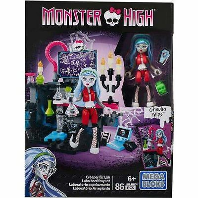 Monster High Kids Ghoulia Yelps Fearleander Team Fear Squad Doll Play Set Toy