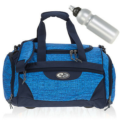 Sporttasche YZEA by TAKE IT EASY SPORTS Schulsporttasche Bag 631 KNIT +Flasche