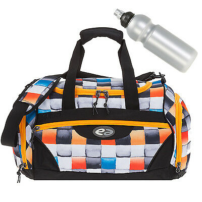 Sporttasche YZEA by TAKE IT EASY SPORTS Kindertasche Tasche 632 PAINT+Flasche