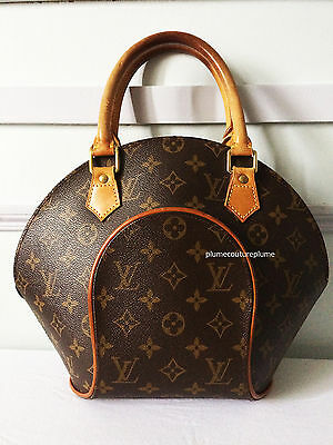 Louis Vuitton Ellipse PM canvas Tasche
