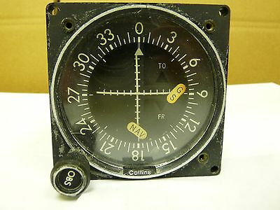 IND-351C  Collins Indicator  - SVC FAA 8130* Warranty  $875  OUTRIGHT