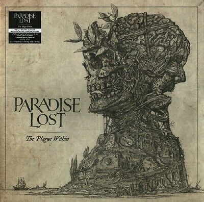 PARADISE LOST Plague Within - 2LP / Vinyl - Gatefold 180g & Etching