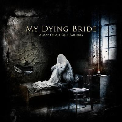 MY DYING BRIDE A Map Of All Our Failures - 2LP - Black Vinyl