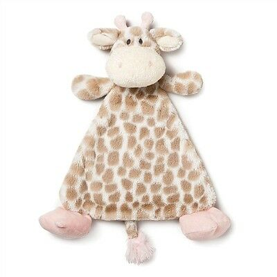 NEW Nat And Jules Blankie Rattle Plush Toy, Sadie Giraffe