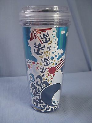 Whirley Drink Works Coca Cola ROYAL CARIBBEAN CRUISE insulated travel cup Coke