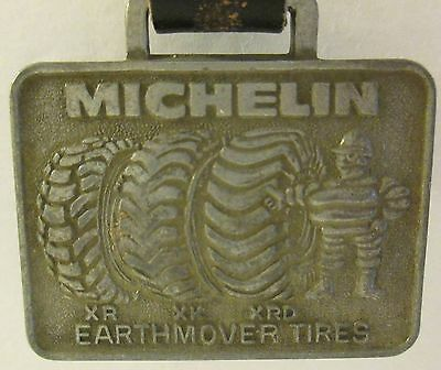 Michelin Tire Watch Fob With Michlin Man
