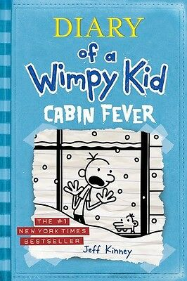 Diary Of A Wimpy Kid 6 - Jeff Kinney (2011, Book New)