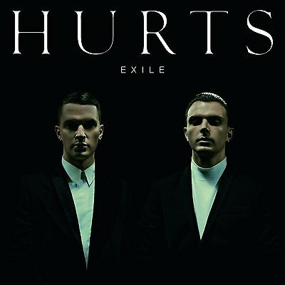 HURTS Exile - 2LP / Vinyl - OVP / Factory Sealed