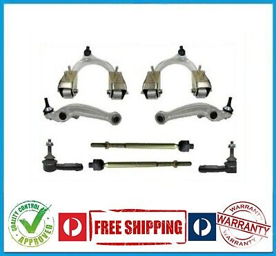 Ford Falcon Fg 10-On Lower & Upper Ball Joint/arm, Tie Rod, Rack End Kit