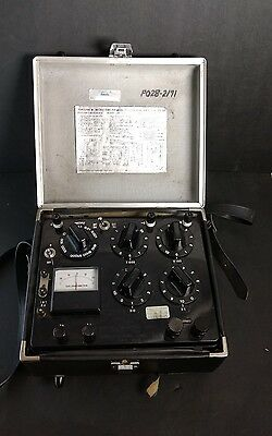 Yokogawa Electric Works YEW 2755 Wheatstone Bridge