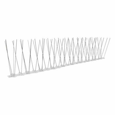 EASY PEST BIRD PROOFING SPIKES *5 METRES* Stainless Steel