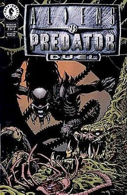 "Comic Dark Horse ""Aliens vs Predator: Duel'' #2 1995 NM"