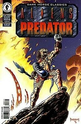 "Comic Dark Horse ""Aliens VS Predators: Dark Horse Classics'' #2 1997 NM"