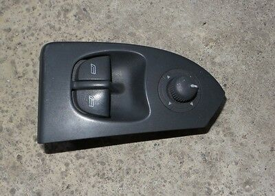 2002-2006 Citroen Relay 2.8 Breaking -  Rh Front Door Window Mirror Switch