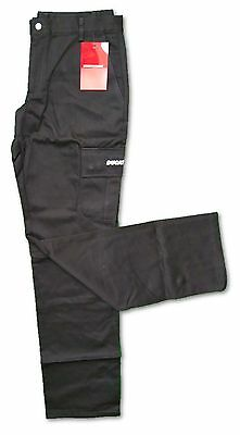 TROUSERS Ducati Ladies 100% Heavyweight Cotton Drill Embroidered Womens NEW! XL