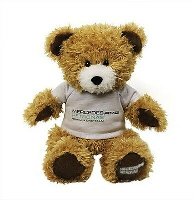 TEDDY BEAR Formula One 1 Mercedes AMG Petronas F1 Team Hamilton Rosberg NEW!