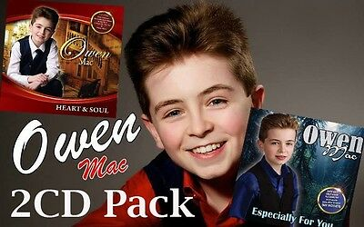 Owen Mac Especially For You / Heart & Soul 2 Cd Double Pack